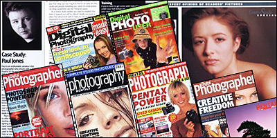 UK photography magazines