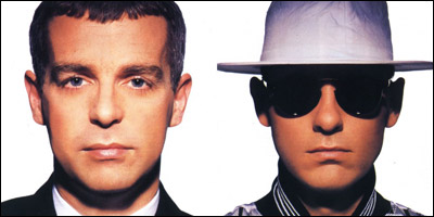Pet Shop Boys by Eric Watson