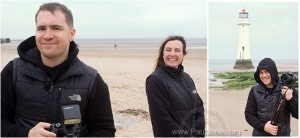Portraiture at Perch Rock