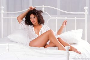 Mischkah - Boudoir in White, by Paul Jones