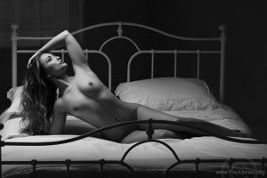 Rachelle - Nudes, by Paul Jones